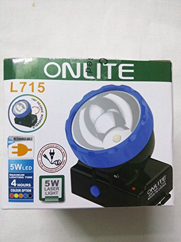 Onlite L715 Rechargeable Head Torch
