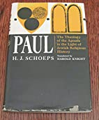 Paul, the Theology of the Apostle in the…