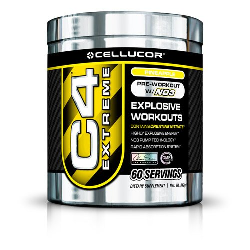 Cellucor C4 Extreme 60 SERVINGS - Pineapple