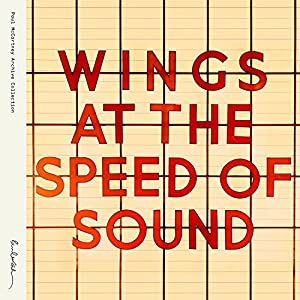 Wings at the Speed of Sound (Deluxe Book) by Hear Music