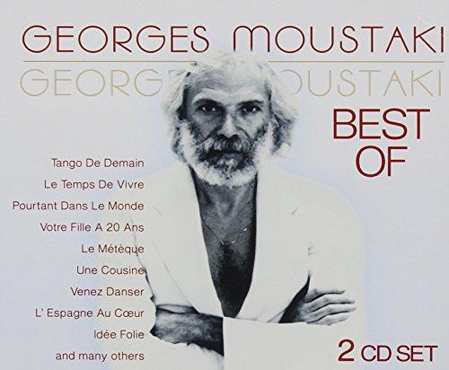 Georges Moustaki - Best Of Georges Moustaki - Zortam Music