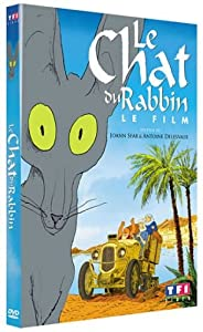 Le Chat du rabbin (César 2012 du Meilleur Film d'Animation)
