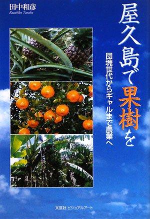屋久島で果樹を