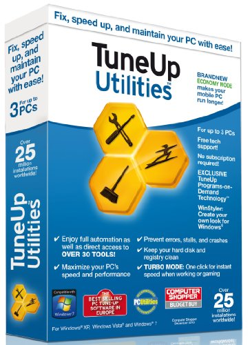 TuneUp Utilities 2012 (3-Users)