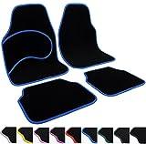 Universal Auto Fußmatten Teppich Autoteppiche Stoffmatten AM7132