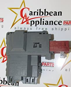 Frigidaire 131763202 Door Latch And Switch Assembly For