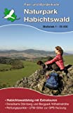 Naturpark Habichtswald: Rad- und Wanderkarte Maßstab 1:35 000. Überarbeitete Auflage mit dem Habichtswaldsteig
