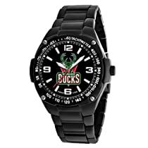 Game Time NBA Warrior Series Watch, MILWAUKEE BUCKS
