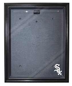 MLB Chicago White Sox Cabinet Style Jersey Display by Caseworks
