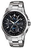 [カシオ]Casio 腕時計 OCEANUS CLASSIC LINE オシアナス クラシックライン 世界6局電波対応ソーラーウォッチ スマートアクセス・タフムーブメント搭載 3年保証 OCW-T2500-1AJF メンズ