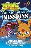 Moshi Monsters: Music Island Missions: Zoshling Encounters