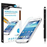 Samsung Galaxy S4 Mini Screen Protector Tempered Glass Sentey® Koraza 9h 0.33mm Ls-11203 Bundle with Free Metal Stylus Touch Screen Pen {Lifetime Warranty}