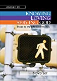 img - for Journey 101: 3-DVD Set: Knowing God, Loving God, Serving God: Steps to the Life God Intends book / textbook / text book