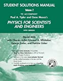 Physics for Scientists and Engineers Student Solutions Manual, Volume 2 (v. 2 & 3) (0716783347) by Mills, David