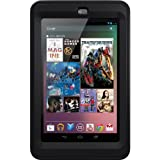 OtterBox Defender Series Hybrid Case with Screen Protector and Stand for the Nexus 7 (First Generation) - Black