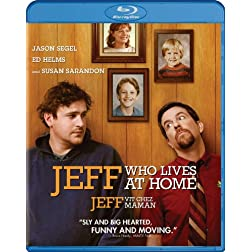 Jeff Who Lives at Home [Blu-ray]
