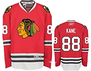 Chicago Blackhawks Patrick Kane Toddler Team Color Replica Ice Hockey Jersey by Unknown