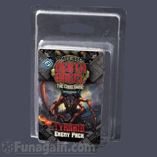 Death Angel: Tyranid Enemy Pack (Space Hulk Card Game compare prices)