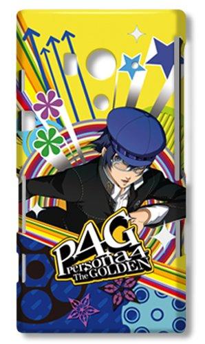 デザエッグ デザジャケット ペルソナ4 ザ・ゴールデン for Xperia acro HD デザイン6 白鐘 直斗 DJGA-ADI2-XPAH(m=06)