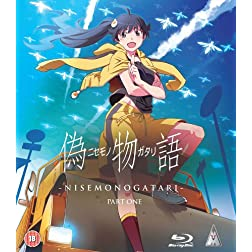 Nisemonogatari Part 1 [Blu-ray]