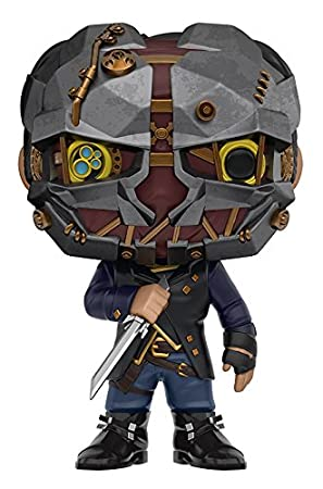 Funko - Figurine POP Games: Dishonored 2 - Corvo