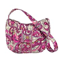 Vera Bradley Clare in Paisley Meets Plaid