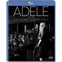 Adele Live At The Royal Albert Hall (Blu-ray/CD)