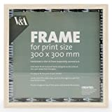 V&A Limewash Box Frame (30 x 30)||EVAEX