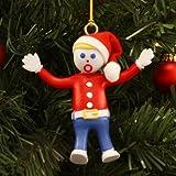 1 X SNL Mr. Bill Christmas Ornament