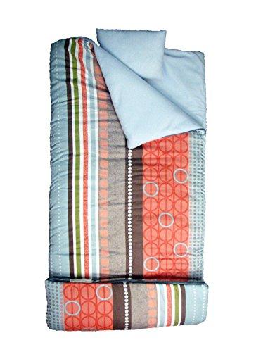 Soho Kids Collection, Kent Stripe Sleeping Bag front-829042