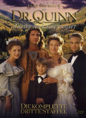 Dr. Quinn - Die komplette Dritte Staffel (6 DVDs)