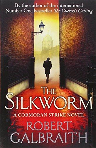Buchseite und Rezensionen zu 'The Silkworm (Cormoran Strike)' von Robert Galbraith