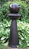 ACE TRADING - FOUNTAINS APEX DE2905 ROUND PILLAR BALL FOUNTAIN