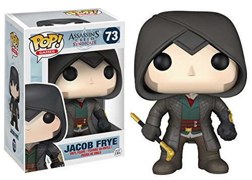 Funko - Figurine Assassin's Creed Syndicate - Jacob Frye Pop 10cm - 0849803072544 Funko