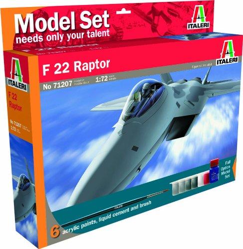 1/72 F-22 Raptor Aircraft
