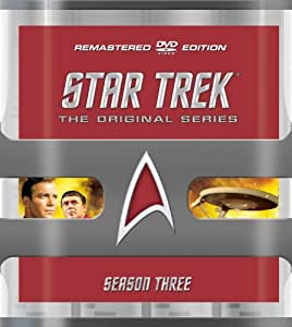 Star Trek: The Original Series - Season 3 (Remastered Edition) (Bilingual)
