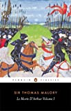 img - for Le Morte D'Arthur: Volume 1 (The Penguin English Library) book / textbook / text book