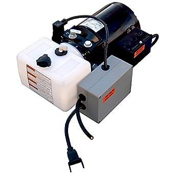Bishamon 480v 3 phase motor for optimus hydraulic scissor for 480v 3 phase motor