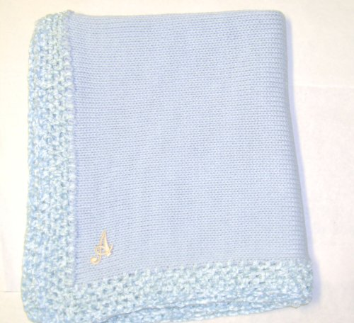 Hand Knitted Baby Blanket back-335235