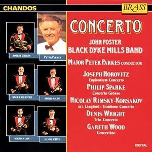 Horovitz - Concerto by Chandos
