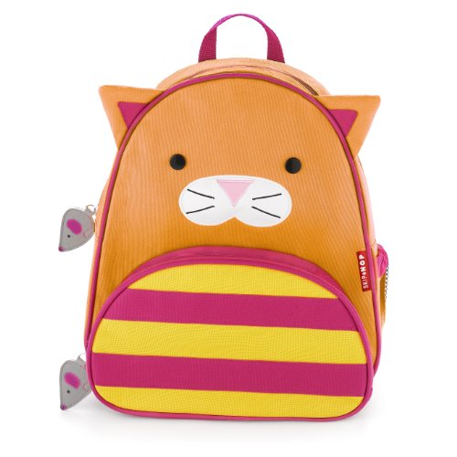 Great Features Of Skip Hop Zoo Packs Little Kid Backpacks, Cat
