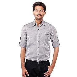 FBBIC Men's Casual Wear Great Cotton Shirt