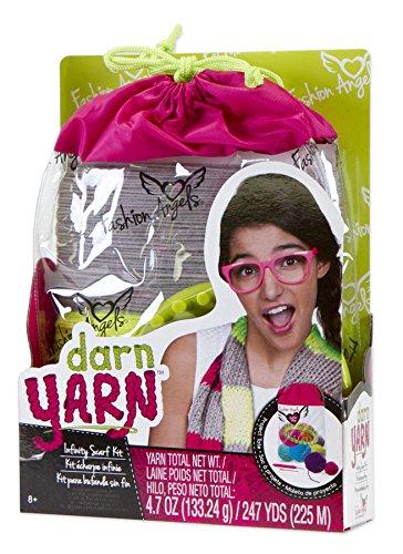 Fashion Angels Darn Yarn Infinity Scarf JungleDealsBlog.com