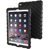 iPad Air 2 - Drop Tech - Ruggedized Case - Black - Black
