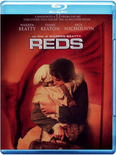 Reds [Blu-ray] [IT Import]