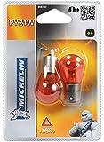 Michelin 008783 2 Ampoules PY21W 12 V