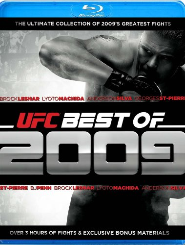 UFC: Best of 2009 [Blu-ray], Artist Not Provided