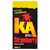 KA Still Strawberry Juice Drink 288ml (Pack of 27)