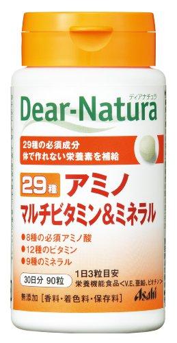 Dear-Natura 29 Amino Multivitamin Mineral 90Tablets