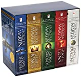 Game of Thrones 5-copy boxed set (George R. R. Martin Song of Ice and Fire Series)